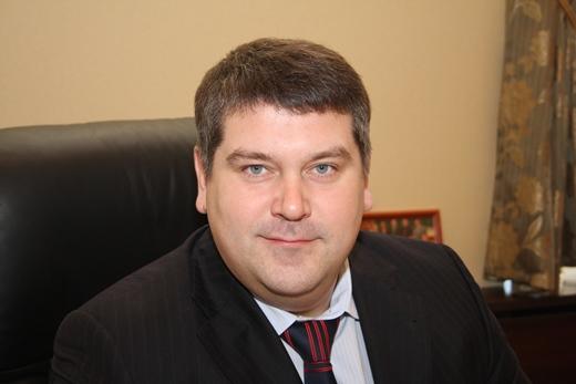Дмитрию Овчинникову дали Почетный знак и премию из облбюджета