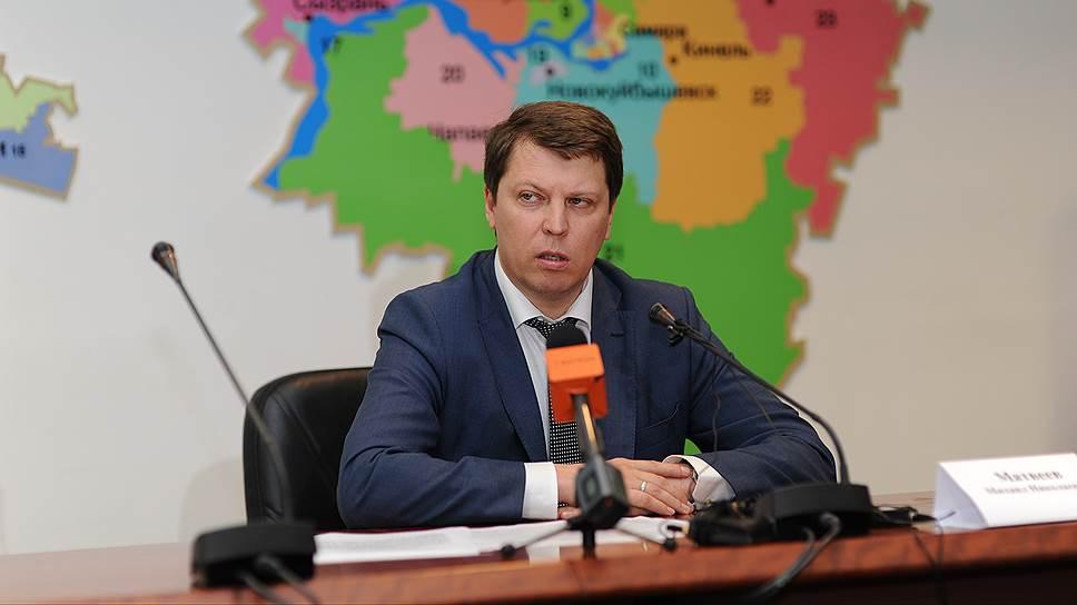 Депутат Михаил Матвеев написал заявление в СКР на Валерия Самодайкина