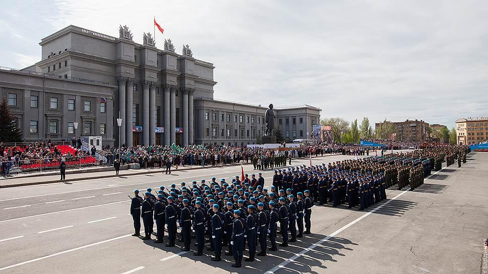 Самарская полиция не пропустила ветерана ВОВ на парад