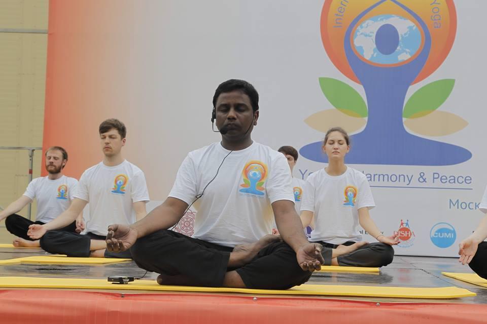 Международный день йоги пройдет в Самаре