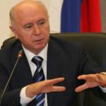 Рейтинг Николая Меркушкина в апреле вырос