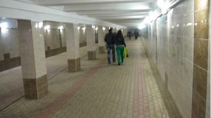 В Самаре приступили к ремонту подземных переходов на Московском шоссе