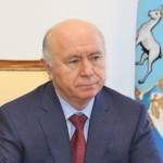 Николай Меркушкин отчитался о своих доходах