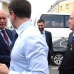 """Губернатор Меркушкин приехал на съезд """"Единой России"""" на Lada Vesta"""