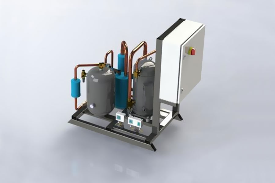 Применение и классификация холодильных агрегатов