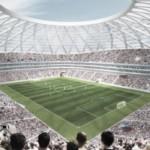 """Темпы строительства стадиона """"Самара Арена"""" ускорят в три раза"""