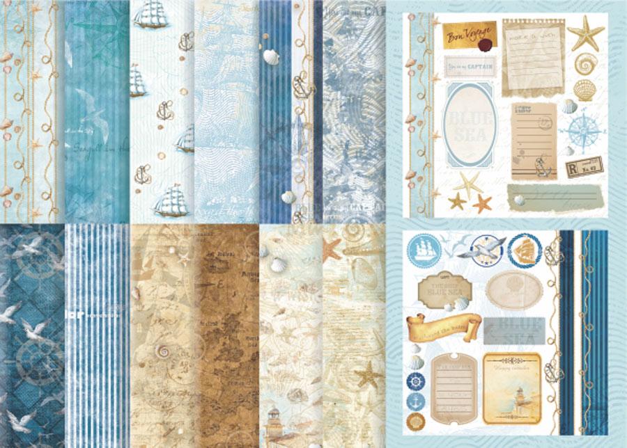 Бумага для скрапбукинга  - этап на пути к совершенству или где купить идеал