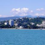 Город-курорт Сочи