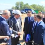 На строительство Фрунзенского моста Самаре дополнительно выделяют 480 млн. рублей