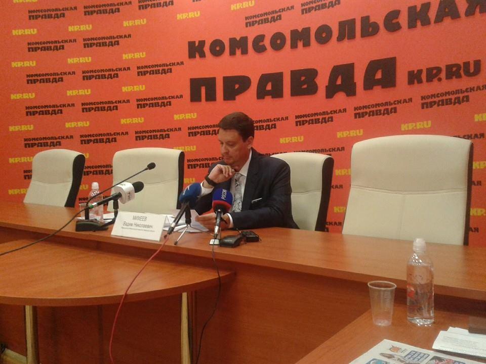 Вадим Михеев: «Формально мы закон соблюдаем»