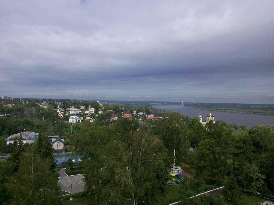 В старинном городе Обломове