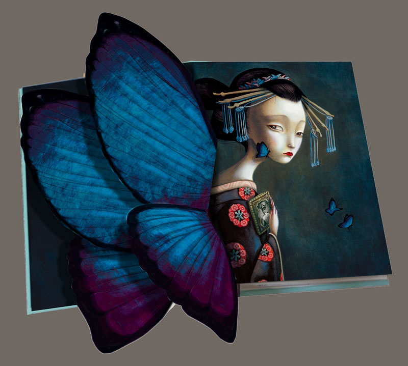 Ночная бабочка, ну кто же виноват