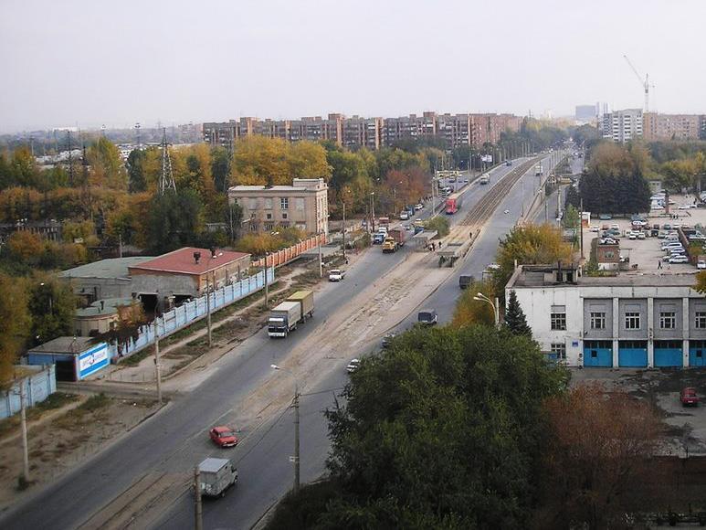 Реконструкция Заводского шоссе и ул. XXII партсъезда начнется в текущем году