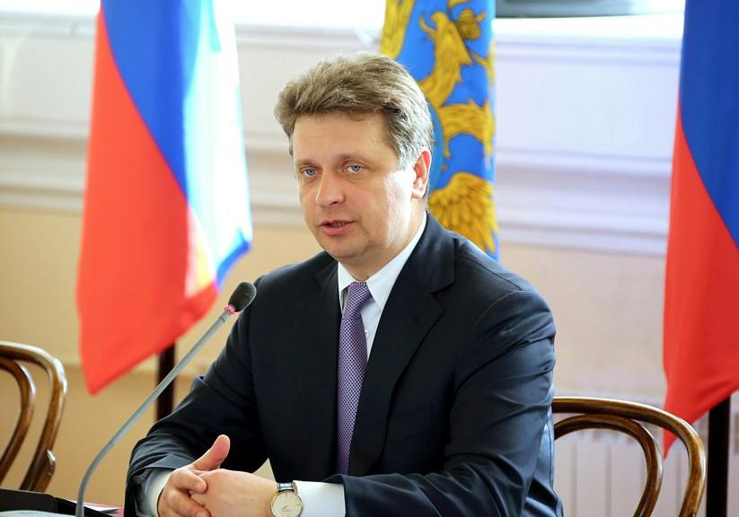 В Самару приезжает министр транспорта РФ Максим Соколов