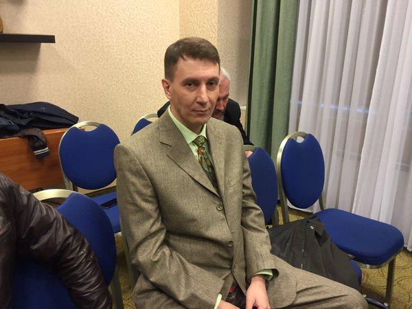 Сопредседателя самарского реготделения ПАРНАС Андрея Балина снова обыскивали