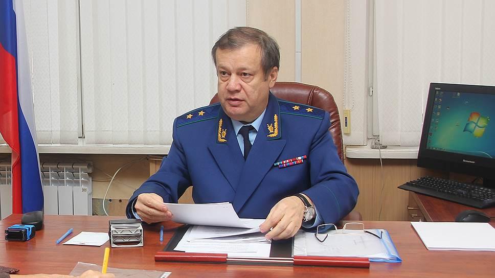 Мурат Кабалоев ушёл в Генеральную прокуратуру РФ