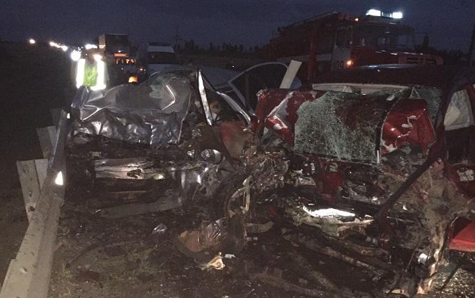ДТП в Самарском регионе: за выходные погибли восемь человек
