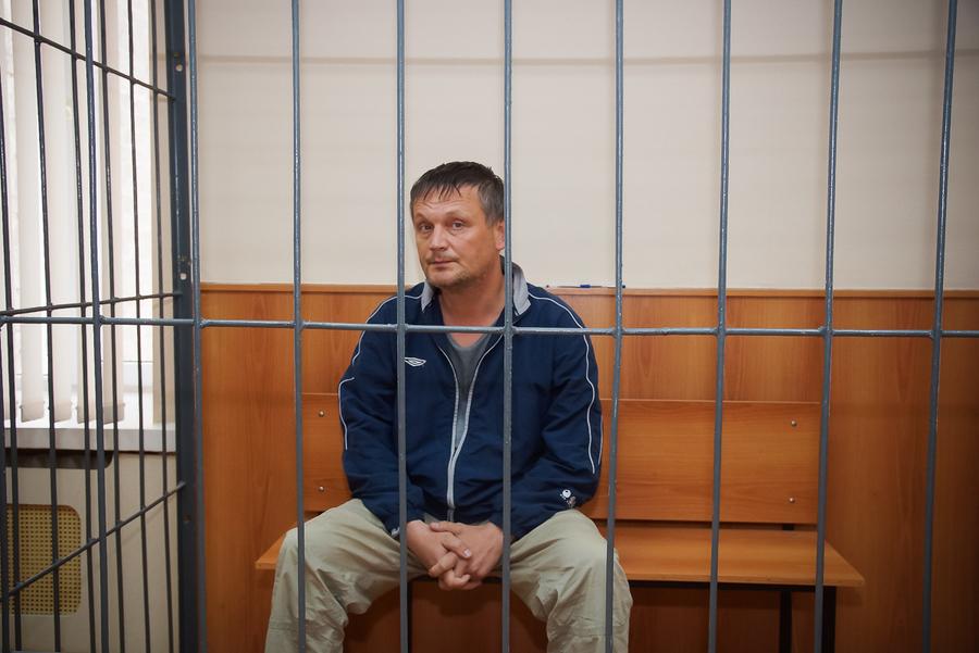 Виталий Гулецкий, обвиняемый в убийстве бизнесмена Коршункова, признан виновным