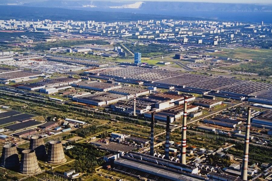 Роль выставок «Экспоцентра» для продвижения промышленности Тольятти