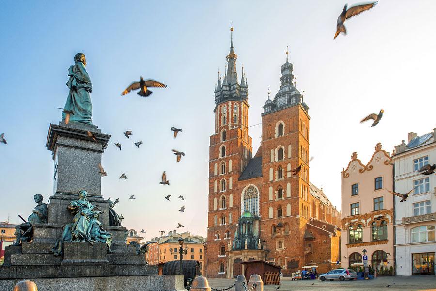 Львов – Краков: европейское путешествие