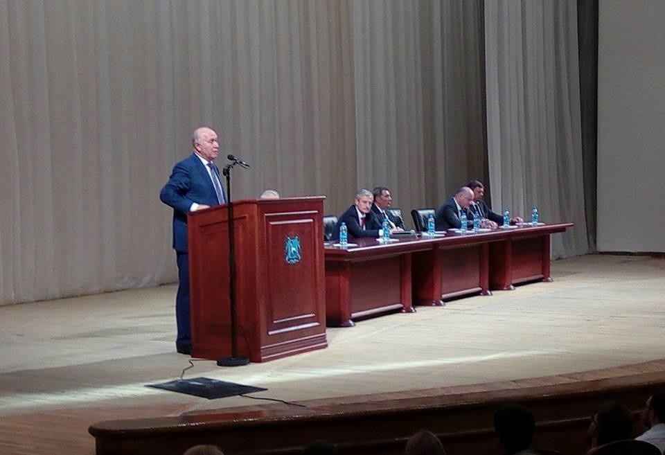 Николай Меркушкин: «Они так представляют информацию, будто в страданиях россиян виноваты мы»