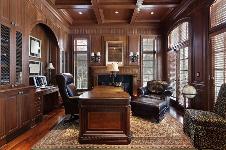 Офисный кабинет руководителя - лицо бизнеса