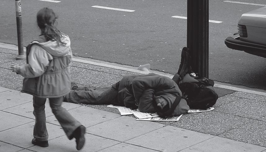 Бездомные города Тольятти