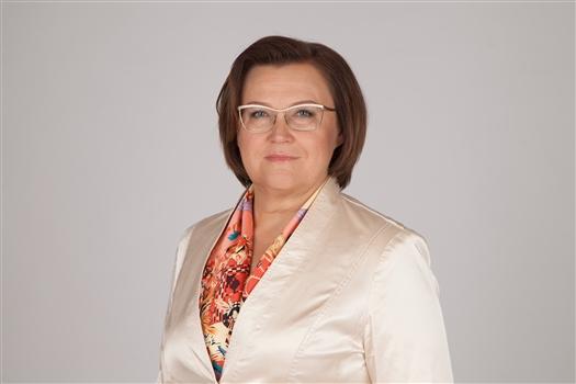 Кандидат в депутаты Госдумы Надежда Колесникова