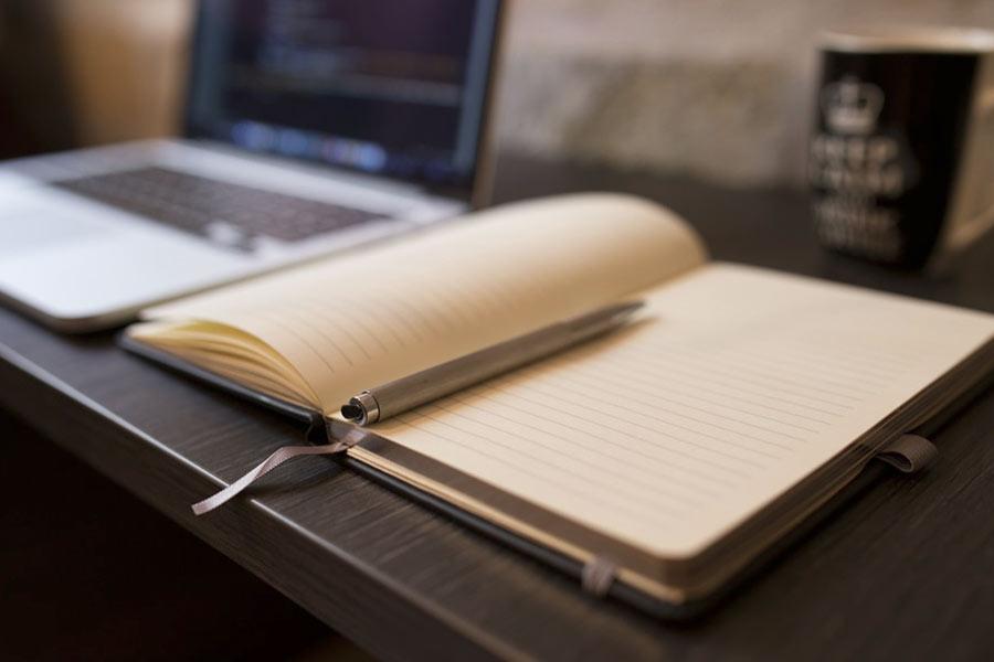 Создавайте дизайн будущего блокнота в онлайн-режиме