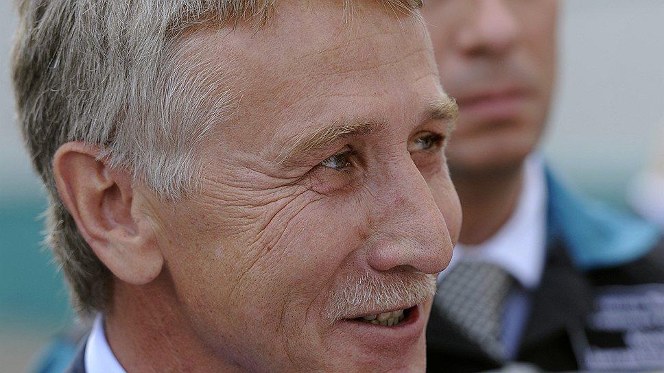 Меркушкин, Михельсон и Симановский подписали соглашение о сотрудничестве