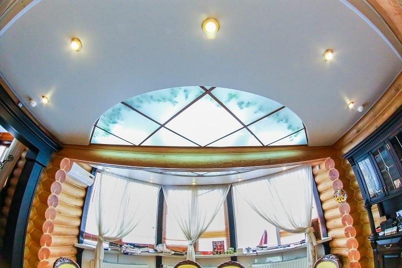 Натяжные потолки: основные критерии при выборе
