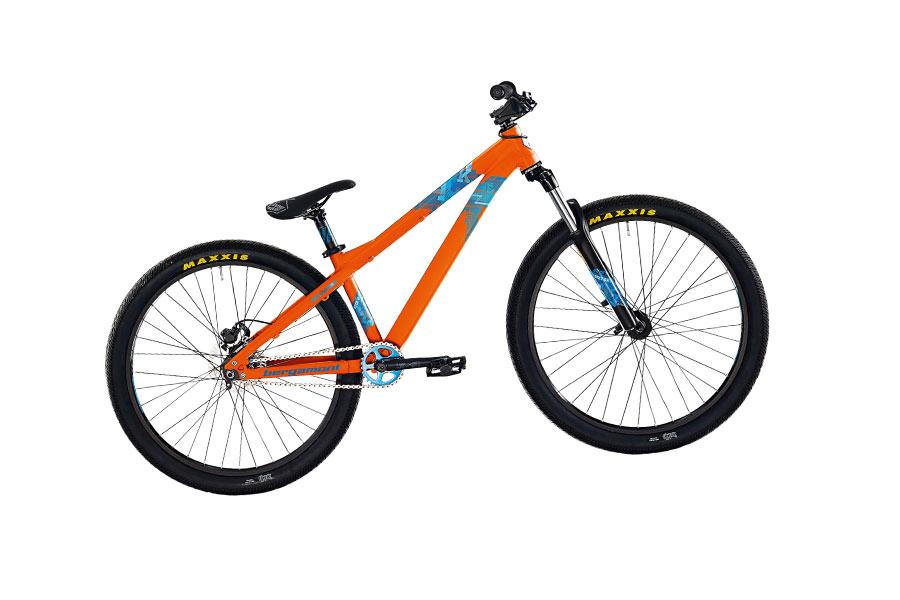 Дерт велосипеды для экстремального спорта