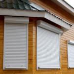 Защита пластиковых окон от вскрытия – рольставни – лучший способ