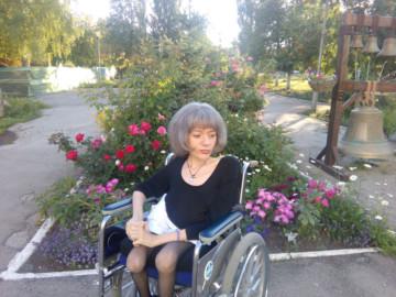 Оксана хочет, чтобы не было больно
