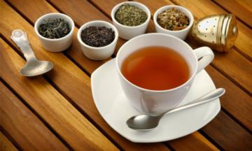 В каких странах живут самые большие любителя чая и кофе?