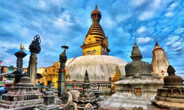 Катманду - чудесная столица Непала