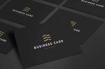 Срочная печать визиток с уникальным дизайном