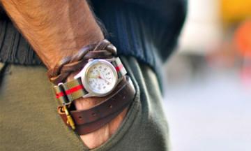 Полезности: о выборе часов и гардероба на все случаи жизни
