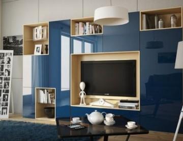 Красим мебель из ДСП