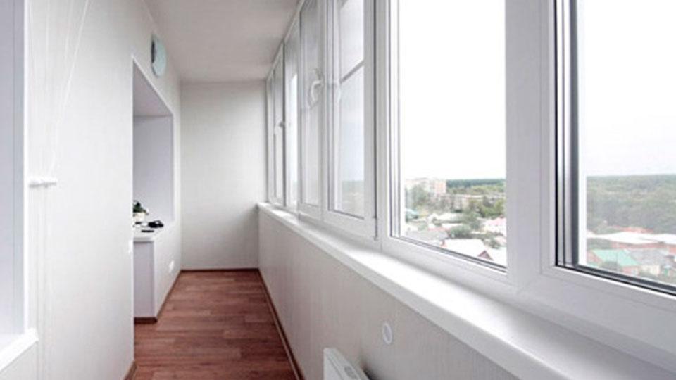 Балконы-лоджии - герман - окна.