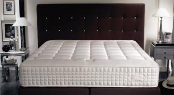 Роскошная кровать сортопедическим матрасом — это 100% правильный сон!