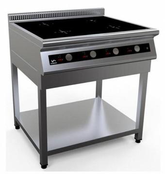 Промышленные газовые плиты для ресторанов и кафе