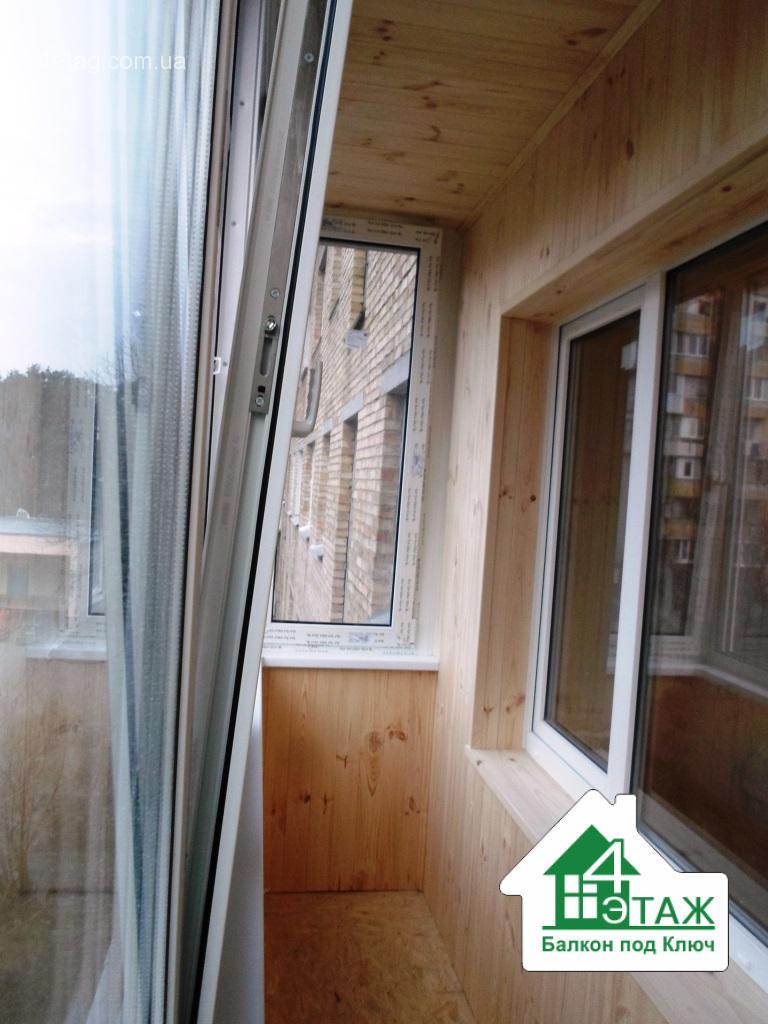 Ремонт балконов под ключ - 7правил комфортного обустройства.