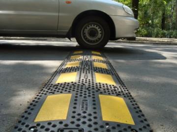 «Лежачий полицейский» – важный элемент дорожной инфраструктуры
