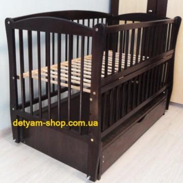 Большой выбор красивых идолговечных кроваток винтернет-магазине detyam-shop.com.ua