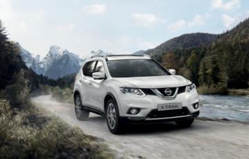 Nissan X-Trail: покоритель всех дорог