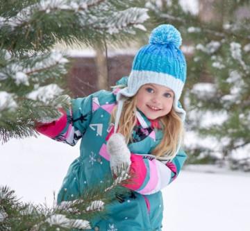 Современные технологии визготовлении детской зимней одежды