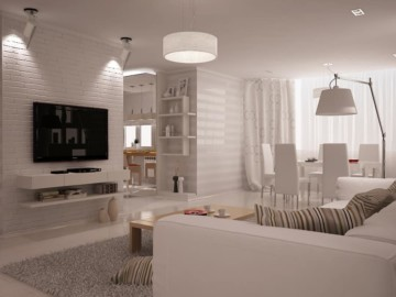 Дизайн интерьера: декорации кфантастическим фильмам воправе жилого пространства