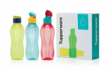 Эко бутылки Tupperware сосклада для повседневной жизни детей