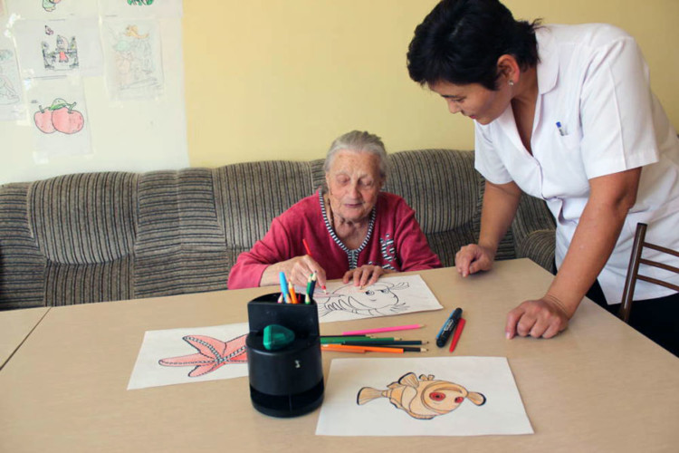 Пансионаты для пожилых людей вСамаре